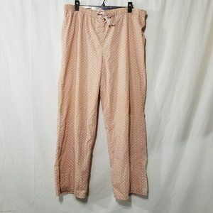 Lasenza pajama bottoms with draw string